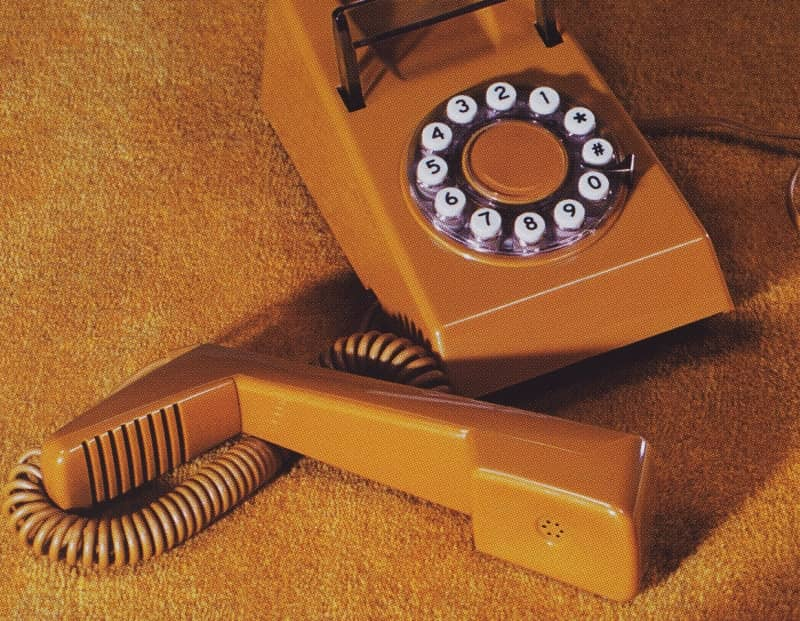 Miles Aldridge Hello Telephone