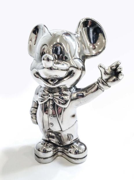 Heiner Meyer Botero Mickey, Skulptur, Auflage 8 Stück
