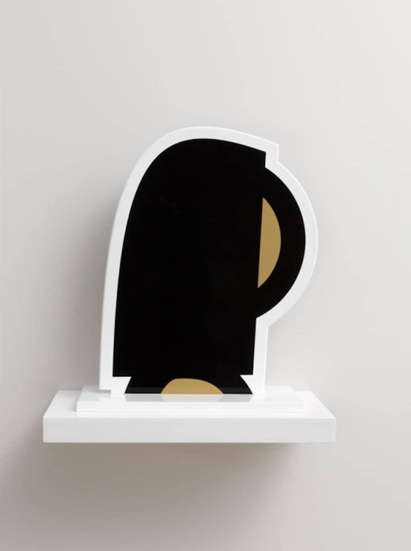 Julian Opie Heads Skulptur Zhiyun