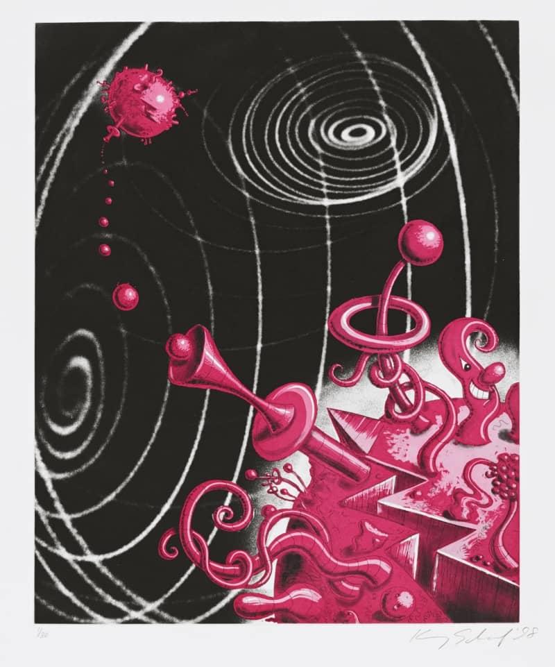 Kenny Scharf Galaxiverse