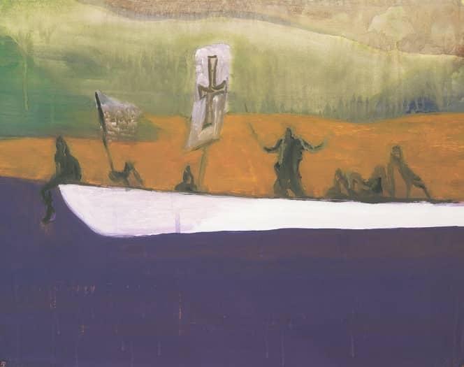 Canoe von Peter Doig kaufen