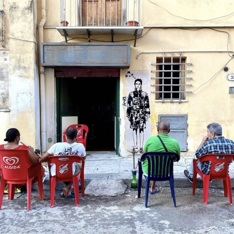 XOOOOX Denrigma in Palermo